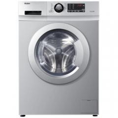 海尔(Haier) G80718B12S 海尔洗衣机8公斤全自动洗衣机变频滚筒洗衣机 货号:888.ZL