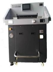 同冠PB-520SD液压程控切纸机7寸触摸屏 货号:888.ZL