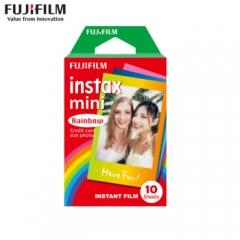 富士(FUJIFILM)INSTAX 一次成像相机 MINI相纸(胶片)炫彩 2包/组 货号888.JQ2147