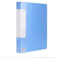 齐心(Comix) PF60AK 60页资料册/文件页/A4文件夹  货号888.hc247