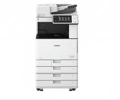 佳能IRA C3530彩色复印机 (不含输稿器) 货号888.hc360