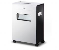 得力(deli)9903平板系列多功能碎纸机   货号888.hc410
