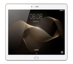 华为 M2-A01L 平板电脑套装 10.1英寸(八核 海思麒麟930/3G/64G/LTE/含专用皮套、10000mAh移动电源)货号888.LB350