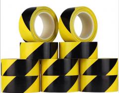 崛起定位胶带黄黑色 JQHB -06 货号888.LB
