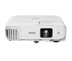爱普生(EPSON)CB-2042商务办公会议工程高清投影机家用高清投影仪(1024x768分辨率 含安装及辅材)货号888.LB