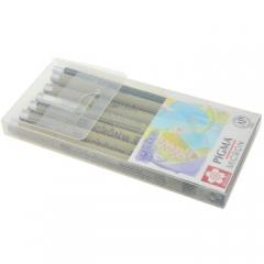樱花Sakura 樱花PIGMA针管笔7支套装     货号888.CH