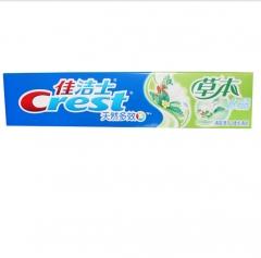 佳洁士 90g 本草水晶牙膏  货号888.CH074
