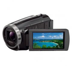 索尼(SONY)HDR-PJ675 数码摄像机(含包+32G卡)