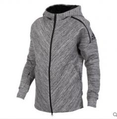 (金佰大体育)阿迪达斯女子2017春季新款Z.N.E. 防风运动夹克外套 B46931 货号069.Y67