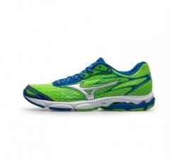 (金佰大体育)美津浓Mizuno男鞋跑步鞋慢跑鞋运动鞋 WAVE CATALYST J1GC 货号069.Y95