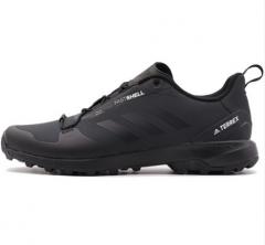(金佰大体育)Adidas/阿迪达斯2017秋季新款男鞋户外徒步登山越野跑步鞋 货号069.Y97