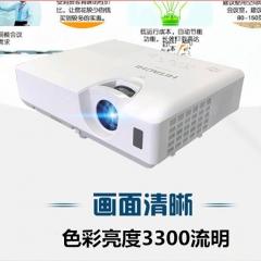 日立 投影机HCP-D330X 3300流明   IT.082