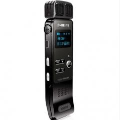 飞利浦(PHILIPS) VTR7100 8GB 30米远距离无线录音笔  IT.087