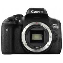 佳能(Canon)EOS  750D 单反机身 ZX.029