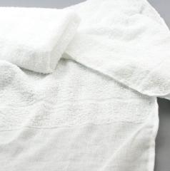 白色毛巾 面巾 出差毛巾 棉质毛巾  30*70cm  BC.007