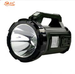 雅格YAGE远程巡逻灯手提灯探照灯YG-5701节能5W LED芯片高亮度  JC.320