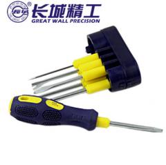 长城精工Greatwall多用螺丝批组合可换式螺丝刀改锥 8PC  JC.362