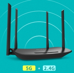TP-LINK双千兆路由器 无线家用穿墙1200M高速双频wifi WDR5620千兆版  WL.014