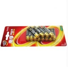 南孚(NANFU)聚能环7号碱性电池 12粒/盒  PJ.032