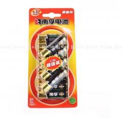南孚 NANFU 碱性电池 LR6 5号 12节/卡   PJ.033