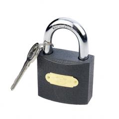三环364单开铁挂锁(铜芯)锁头38mm  JC.399