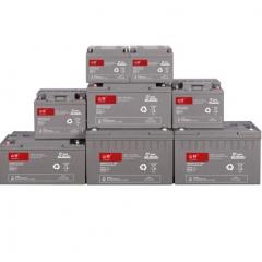 山特(SANTAK) 山特UPS电池铅酸蓄电池12V100AH C12-100AH  WL.021