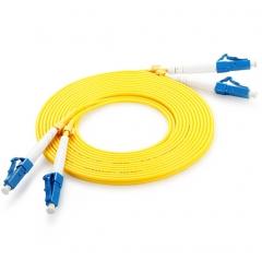胜为(shengwei) FSC-107 电信级光纤跳线 LC-LC单模双芯 收发器尾纤 3米   WL.025