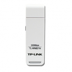 TP-LINK TL-WN821N 300M无线USB网卡 随身WiFi笔记本台式机用  WL.029