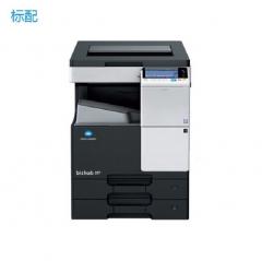 柯尼卡美能达 (KONICA MINOLTA) A3黑白数码复印机 bizhub 287 (双纸盒,盖板,工作台)  FY.055