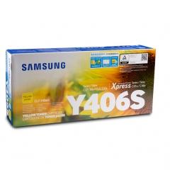 三星CLT-406S墨粉盒 C410W 460FW CLP-366w CLX-3306FN CLT-Y406S 黄色  HC.508