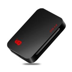 川宇 C399 USB3.0 读卡器 读卡器3.0 读卡器多功能合一 100cm加长版 ZX.132