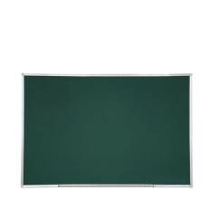 蓝星辰 120cm×240cm 学校教学挂式大号磁性黑板墙教室专用写字绿板定制 JX.037