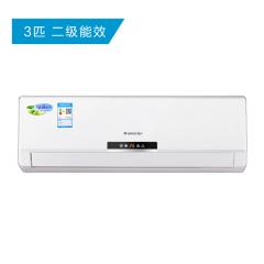 格力(GREE)KFR-72GW/K(72526)-N1 3匹 定频 二级能效绿满园 冷暖大匹数挂机 壁挂式空调  KT.515