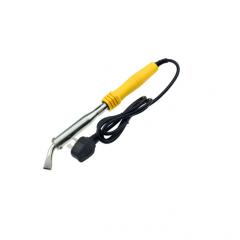 威克(vico) 80W电铬铁家用焊接电焊笔电子烙铁弯头扁嘴外热式WK84280焊锡枪  JC.647