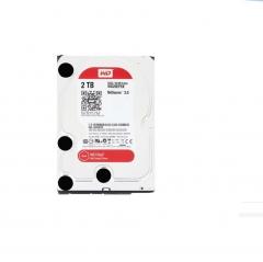 西部数据(WD)红盘 2TB SATA6Gb/s 64M 台式机硬盘(WD20EFRX)   PJ.102