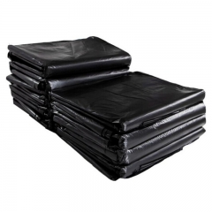 黑色手提垃圾袋  40*50cm (28个/捆)    QJ.092