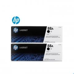 惠普 HP 双包装硒鼓 CC388AD 88A (黑色)   HC.563