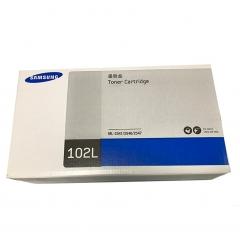 三星(SAMSUNG) MLT-D102L 硒鼓 2500页 黑色 (适用 Samsung ML-2541/2547)  HC.564