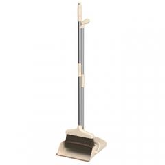 快乐猫 (KLM)防风梳齿型扫把簸箕套装 扫帚畚箕组合两件套S103     QJ.094