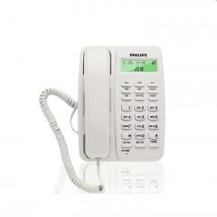 飞利浦 TD-2808 电话机 白色  IT.150