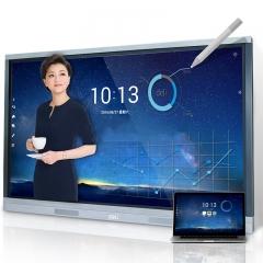 得力(deli)14781 65英寸智能触控会议平板 视频会议电子白板 无线传屏文稿演示器   IT.157