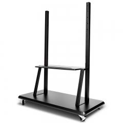 得力(deli)14831 智能会议平板移动支架 150kg高承重落地移动推车 IT.159