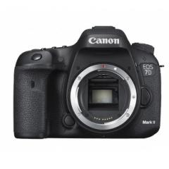 佳能(Canon) 单反相机 EOS 7D Mark II 机身(不含镜头) ZX.166
