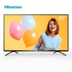 海信(Hisense)电视机4K超高清 人工智能网络液晶电视 65英寸 HZ65A55 黑色 DQ.032