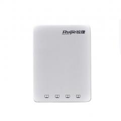 锐捷(Ruijie) RG-AP130(W2)  4口千兆路由器  WL.123