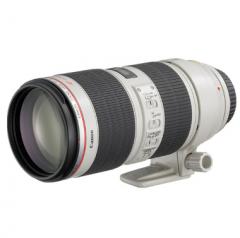 佳能(Canon) EF 70-200mm f/2.8L IS II USM远摄变焦镜头  ZX.129