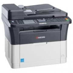 京瓷(Kyocera) FS-1025MFP 激光一体机 (打印 复印 扫描)  DY.088