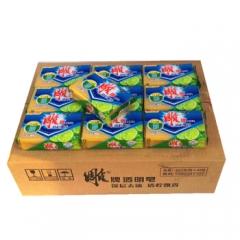 雕牌202g*48块透明皂洗衣皂肥皂青柠飘香    QJ.130