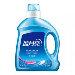蓝月亮 亮白增艳洗衣液(薰衣草)2kg/瓶    QJ.138