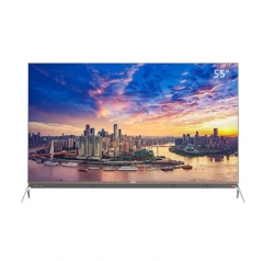 康佳(KONKA)  LED55R1 55英寸 4K超高清 变频电视 多屏互动 摩卡金 DQ.055